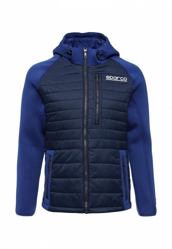 Куртка Sparco BOOST_BLU