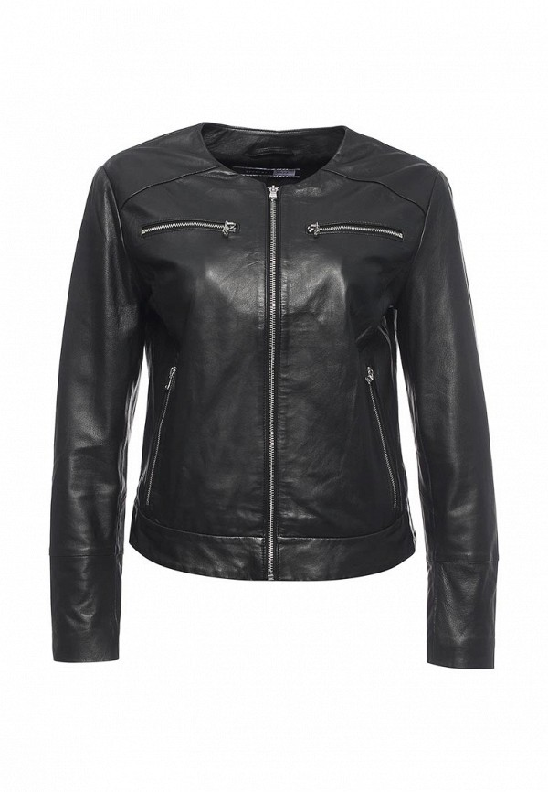 Кожаная куртка Sportmax Code ghianda