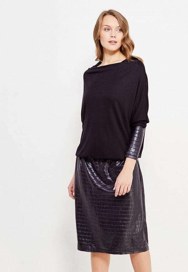 Фото - женское платье Sparada черного цвета