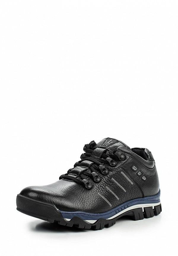 Мужские кроссовки Spur (Спур) 41RS_185_4942_1_BLACK