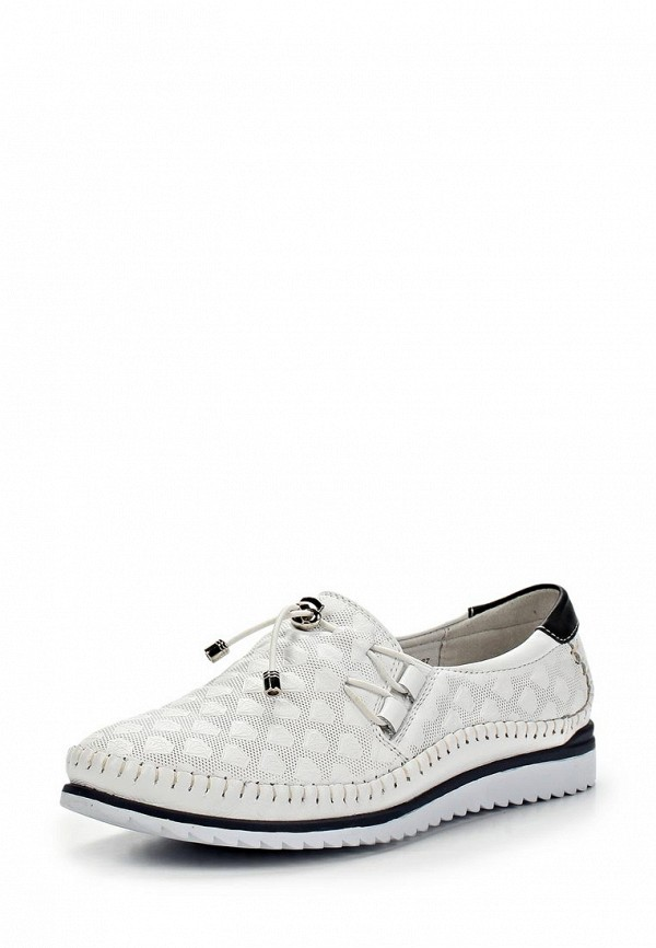 Женские ботинки Spur (Спур) SM2528_05_24_WHITE