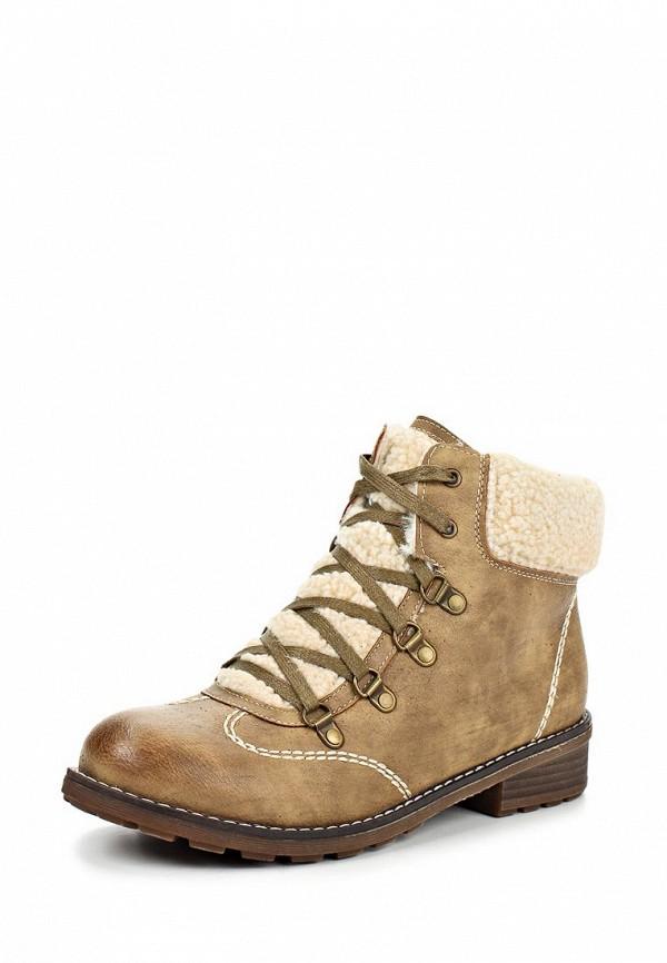 Женские ботинки Spur SM2662_51_22_BEIGE
