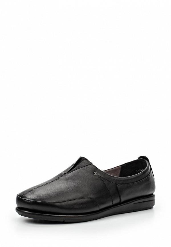 Женские туфли Spur (Спур) SM2952_13_01_BLACK