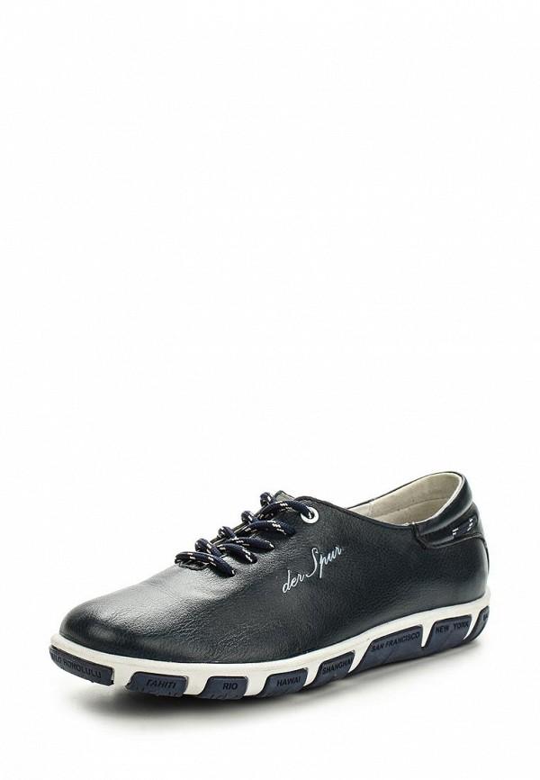 Женские ботинки Spur SM3001_03_09_BLUE