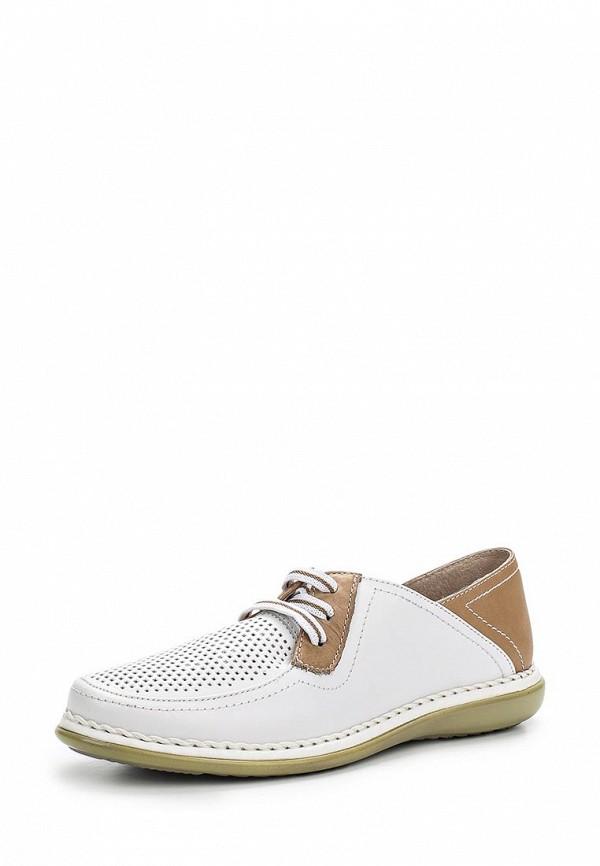 Женские ботинки Spur (Спур) SM3027_01_24_WHITE