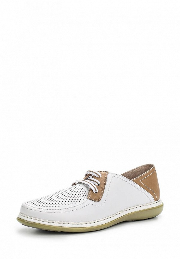 Женские ботинки Spur SM3027_01_24_WHITE