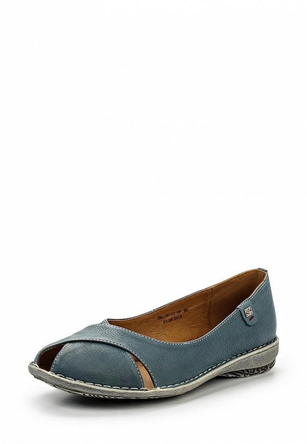 Туфли на плоской подошве Spur (Спур) SM1780_11_09