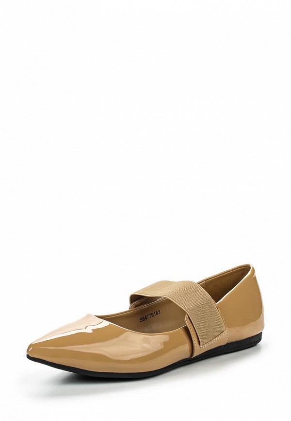 Туфли на плоской подошве Sparkling S64779163