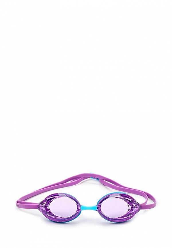 Очки для плавания Speedo Speedo SP473DUQHH66 очки для плавания indigo g1800 1808 антиф силикон фиолетовый