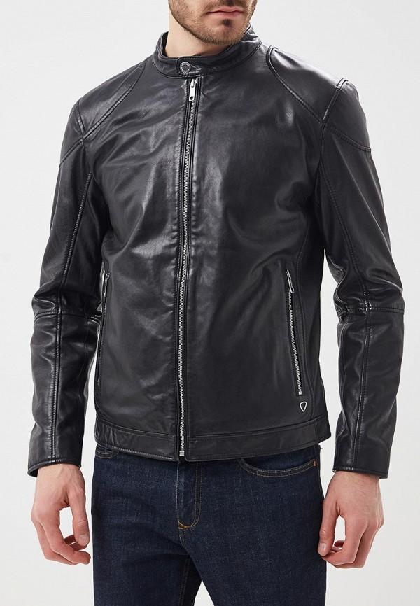 Куртка кожаная Strellson Strellson ST004EMAWXV8 куртка strellson черный