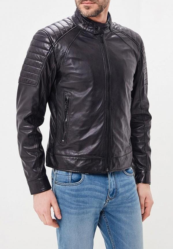 Куртка кожаная Strellson Strellson ST004EMAXHF4 куртка strellson черный