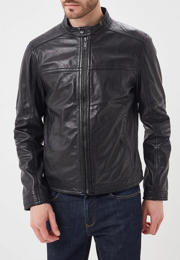 Куртка кожаная Strellson Strellson ST004EMAXHF5 куртка strellson черный