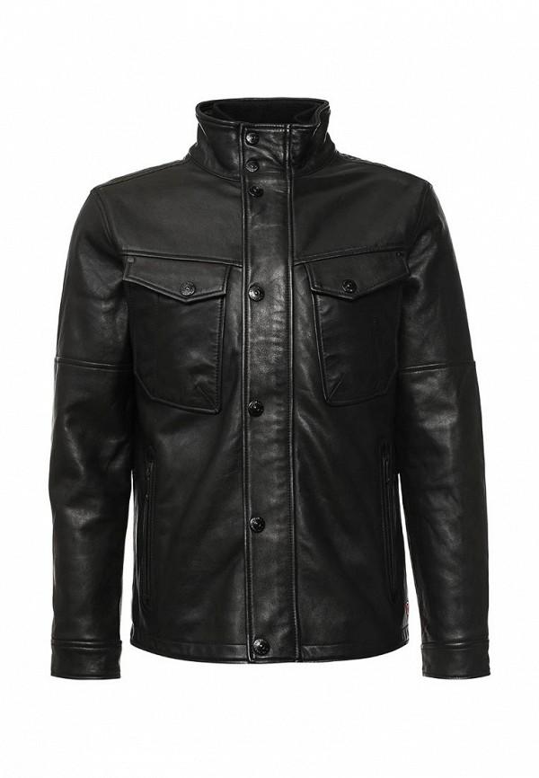 Кожаная куртка Strellson 110004306