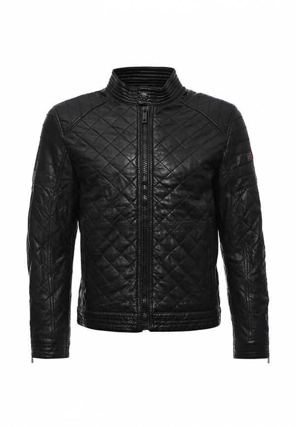 Кожаная куртка Strellson 110004317