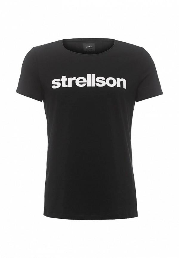 Футболка Strellson Strellson ST004EMRQA26 strellson черный