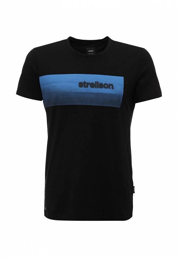 Футболка Strellson Strellson ST004EMWEH29 strellson черный