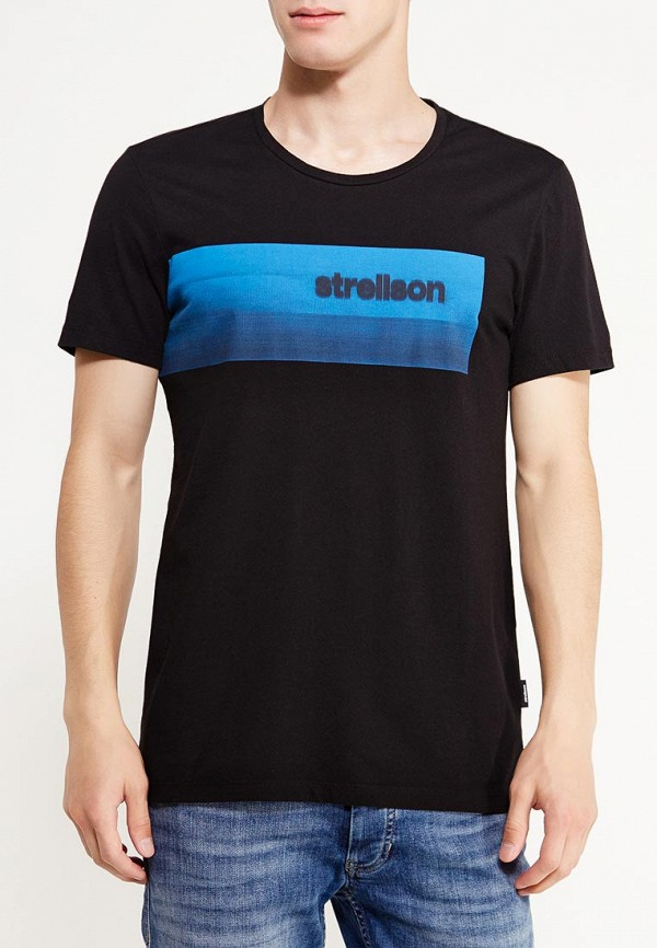 Футболка Strellson Strellson ST004EMWEH29 футболка strellson футболка