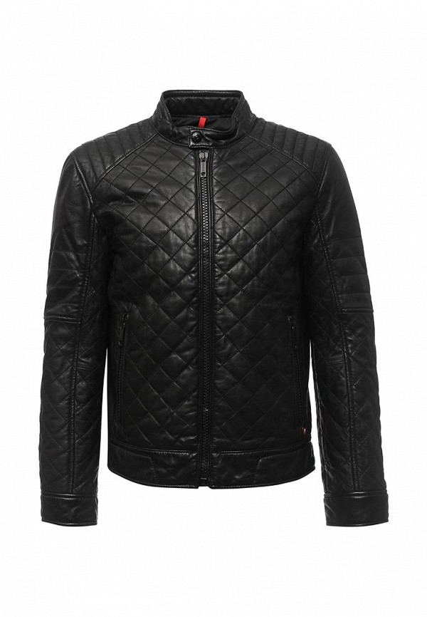 Куртка кожаная Strellson Strellson ST004EMXKM66 strellson черный