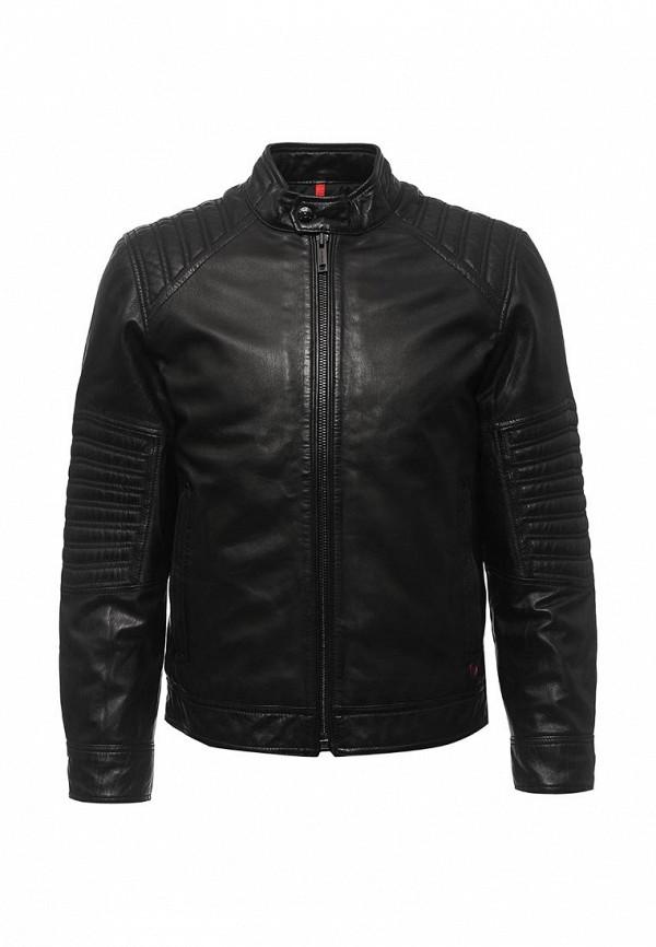Куртка кожаная Strellson Strellson ST004EMXKM67 strellson черный