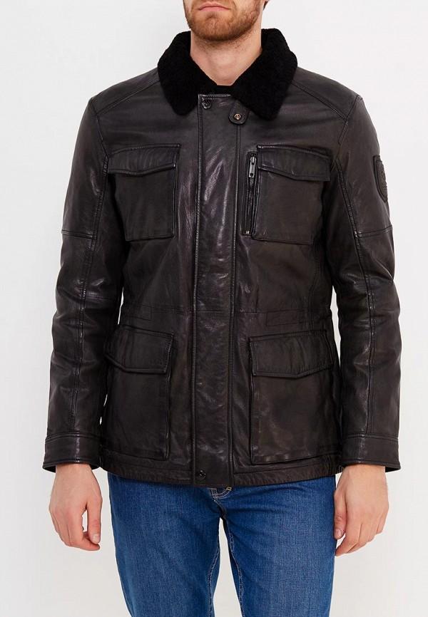 Куртка кожаная Strellson Strellson ST004EMXKM68