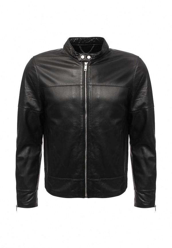 Куртка кожаная Strellson Strellson ST004EMXKM70 strellson черный