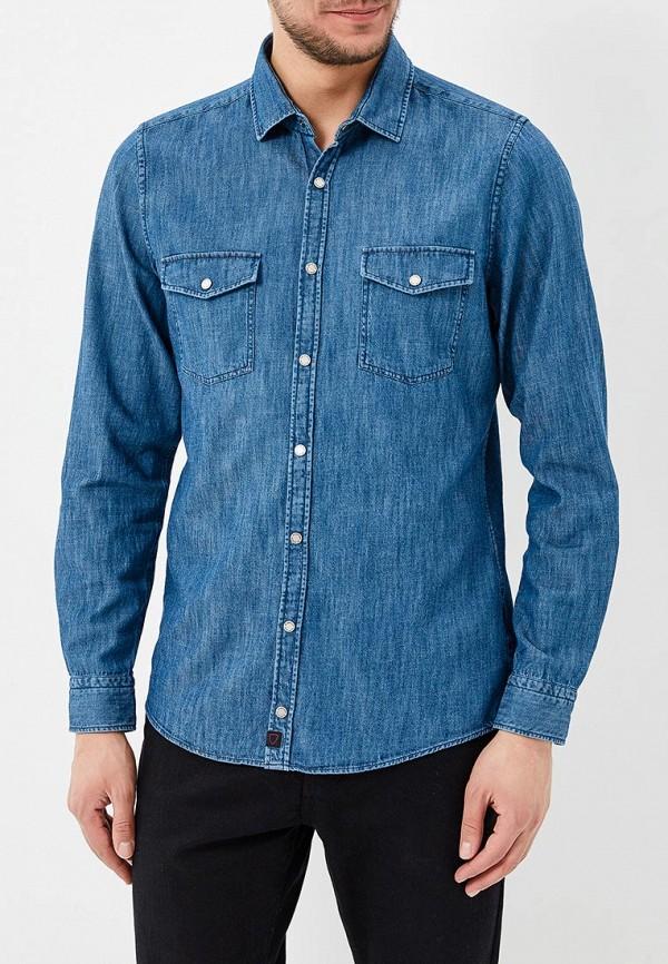 Рубашка джинсовая Strellson Strellson ST004EMZJI93 сумки strellson сумка репортер