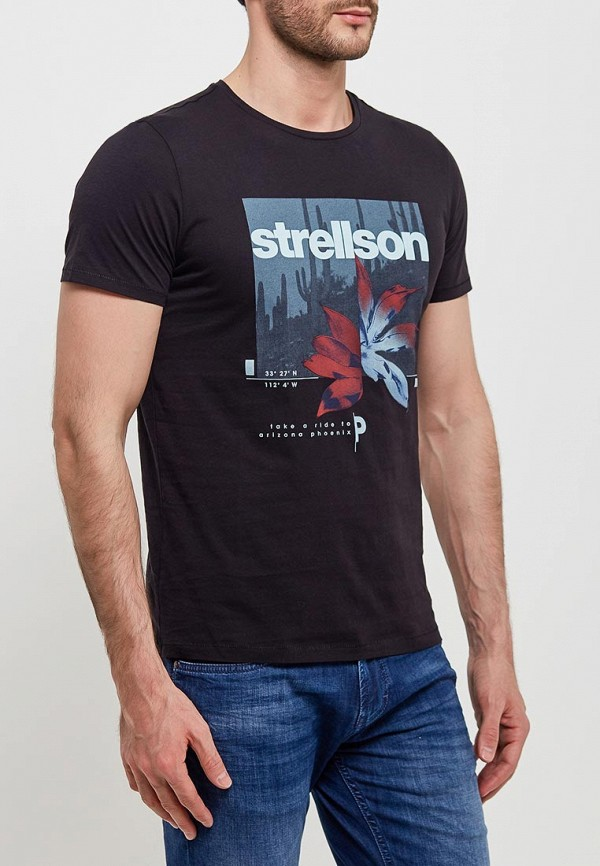 Футболка Strellson Strellson ST004EMZJJ17