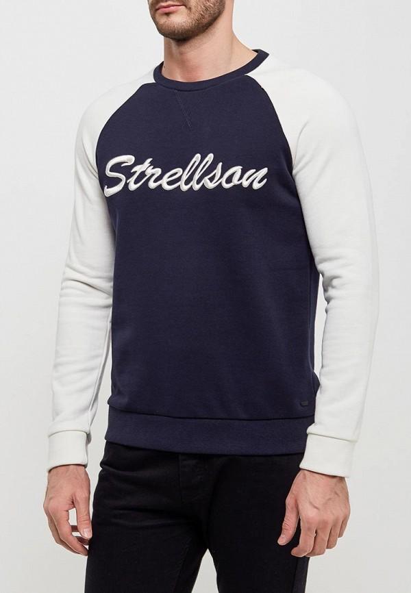 Свитшот Strellson Strellson ST004EMZJJ20 сумки strellson сумка репортер