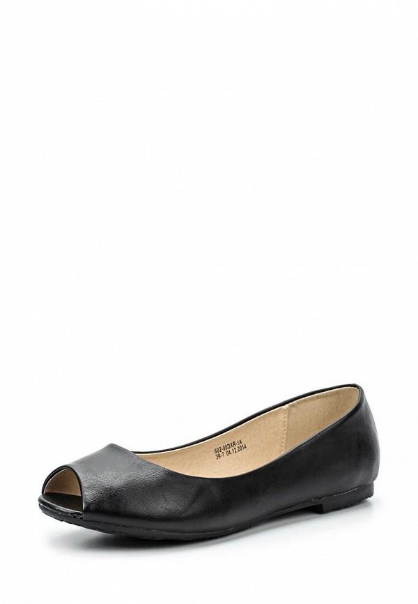Туфли на плоской подошве Stesso 602-00DXR-1A