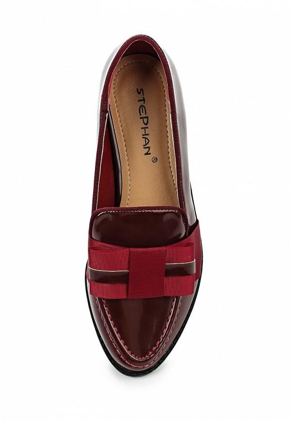 Туфли на плоской подошве Stephan P-611: изображение 4