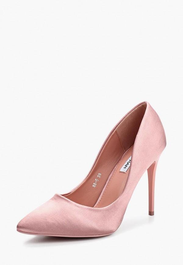 Фото 6 - женские туфли Stephan розового цвета