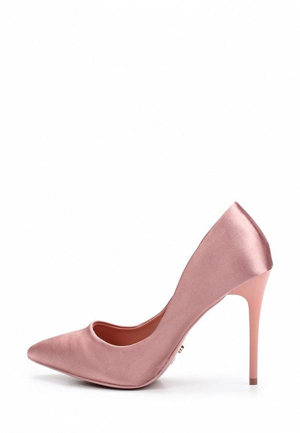Фото 2 - женские туфли Stephan розового цвета