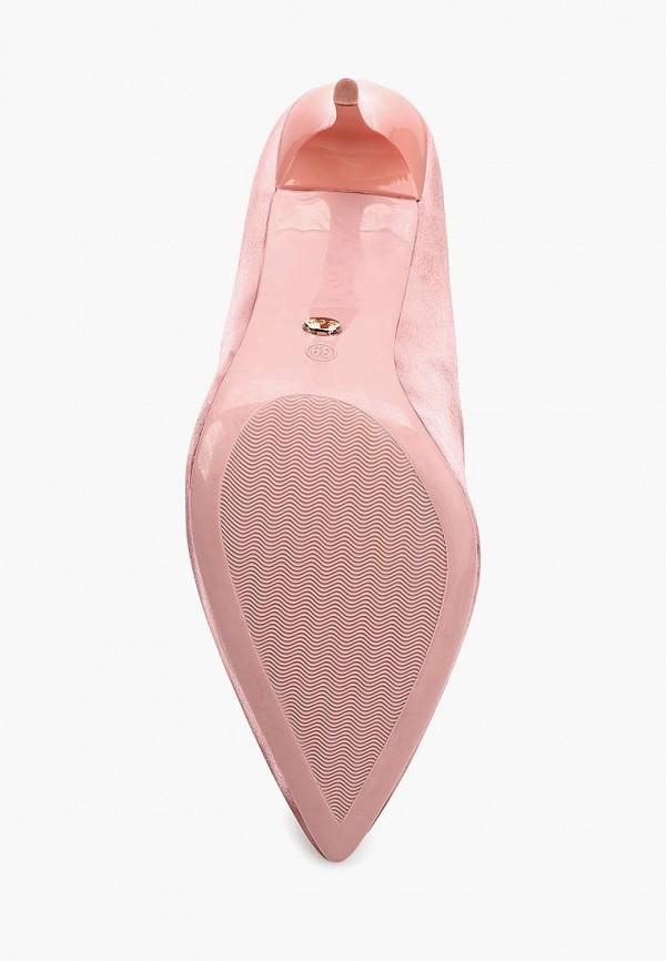 Фото 8 - женские туфли Stephan розового цвета