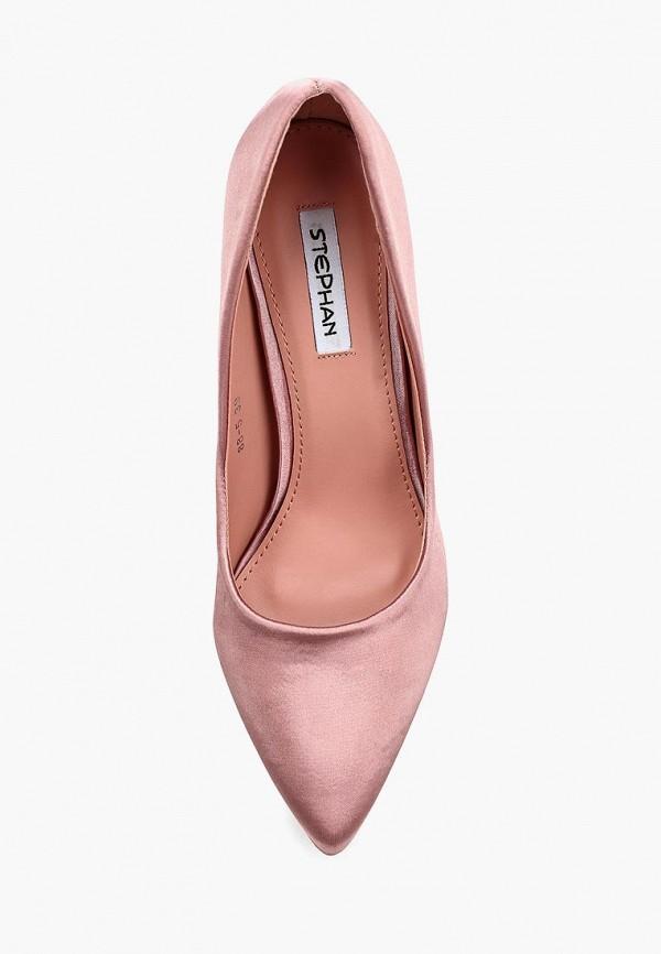 Фото 9 - женские туфли Stephan розового цвета