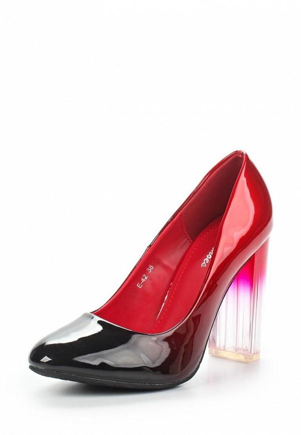 Купить Туфли Style Shoes, ST040AWANFP0, черный, Весна-лето 2018