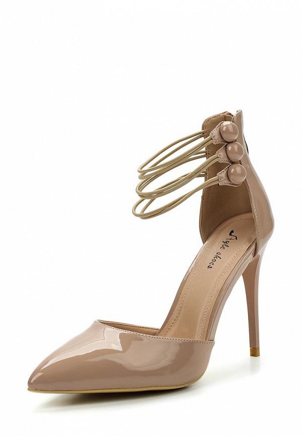 Купить Туфли Style Shoes, ST040AWAWVM1, бежевый, Весна-лето 2018