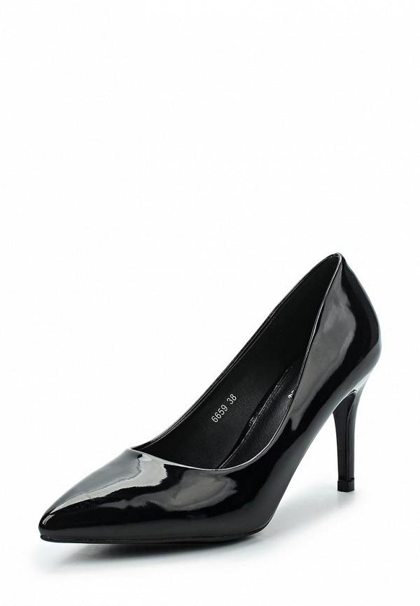 Купить Туфли Style Shoes, ST040AWAWVM5, черный, Весна-лето 2018