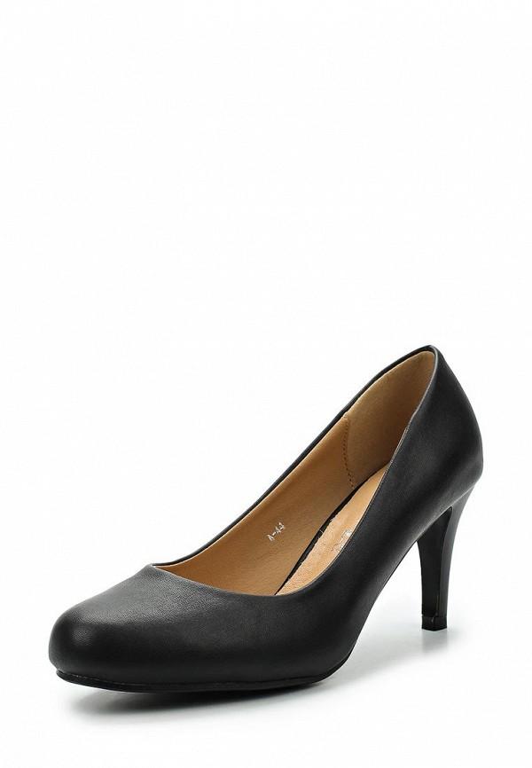 Купить Туфли Style Shoes, ST040AWAWVN1, черный, Весна-лето 2018