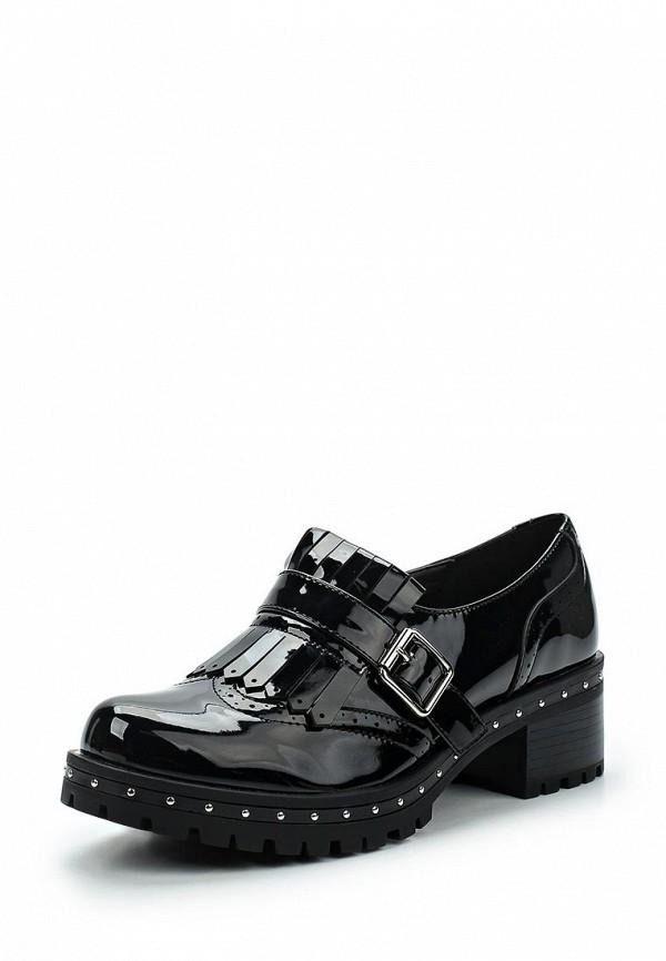 Купить Туфли Style Shoes, ST040AWAWVO1, черный, Весна-лето 2018