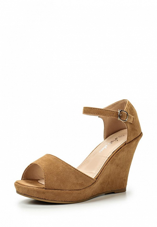 Босоножки Style Shoes Style Shoes ST040AWTJH38 босоножки style shoes style shoes st040awtjh59