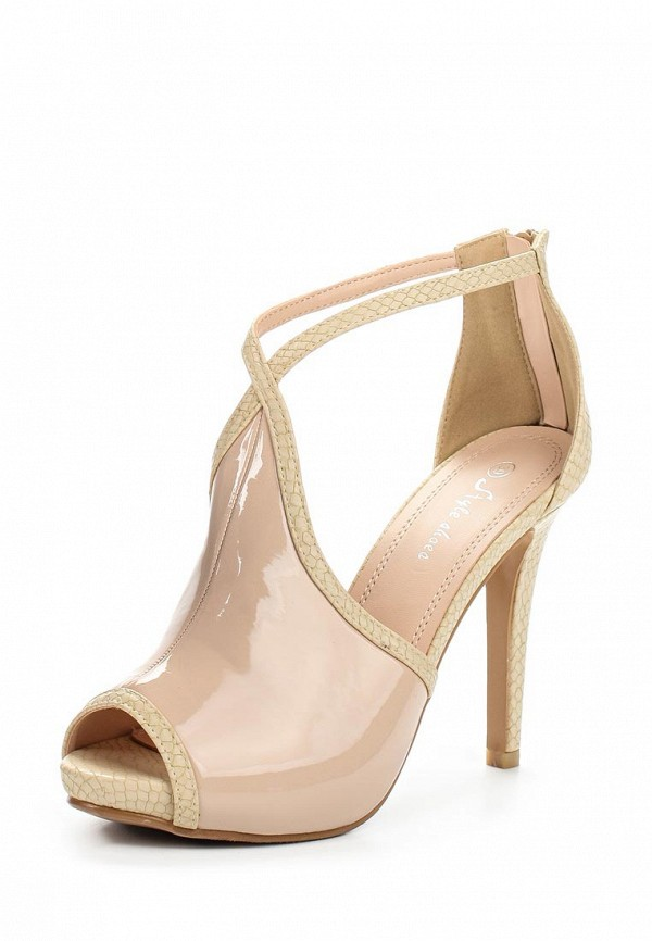 Босоножки Style Shoes Style Shoes ST040AWTQH16 босоножки style shoes style shoes st040awtjh59
