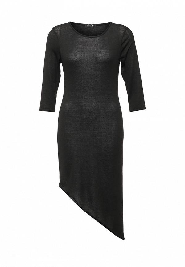Вязаное платье Stella Morgan D126221