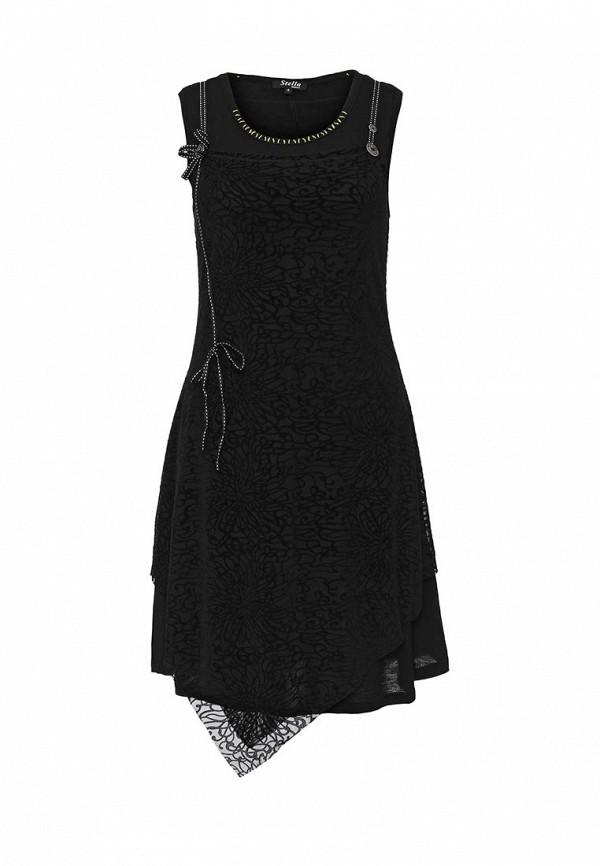 Платье-миди Stella Morgan D116407