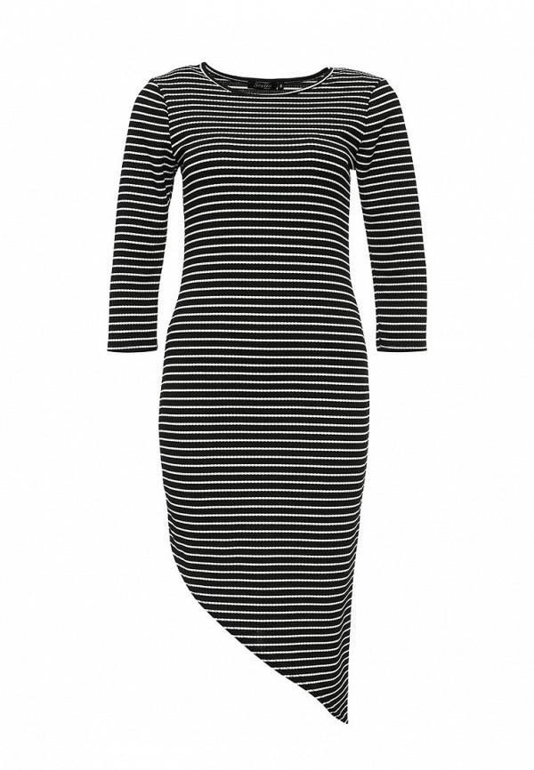 Платье-миди Stella Morgan D126228