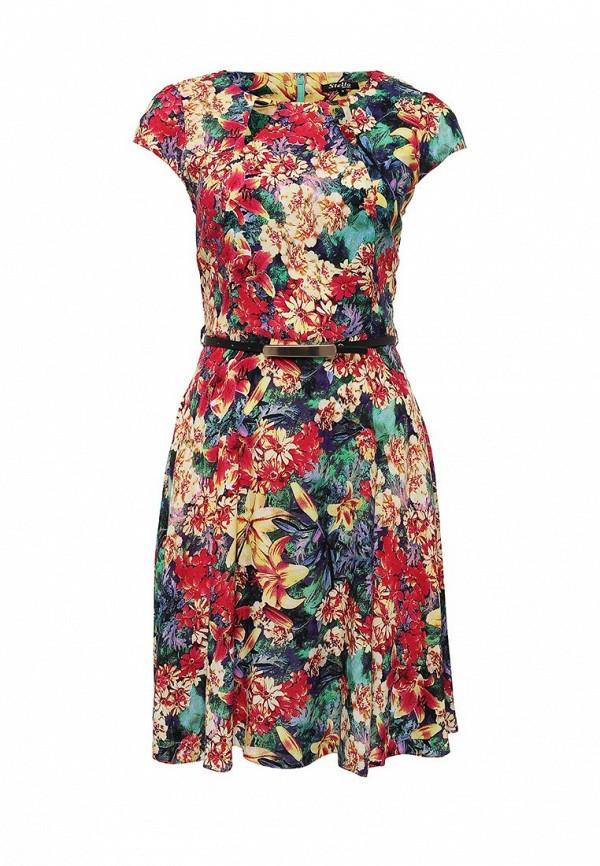 Платье-миди Stella Morgan D704600