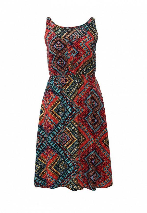 Платье-миди Stella Morgan D126476