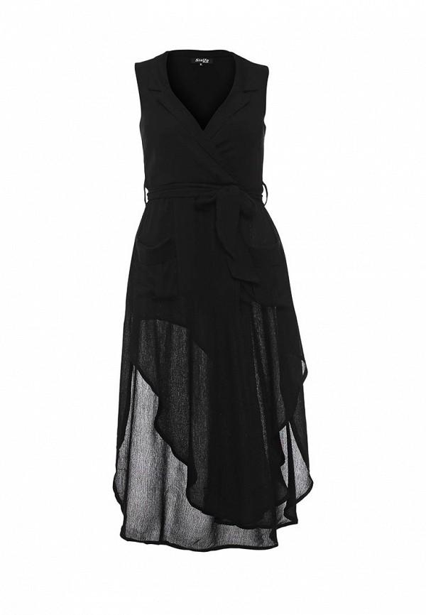 Платье-миди Stella Morgan D60028