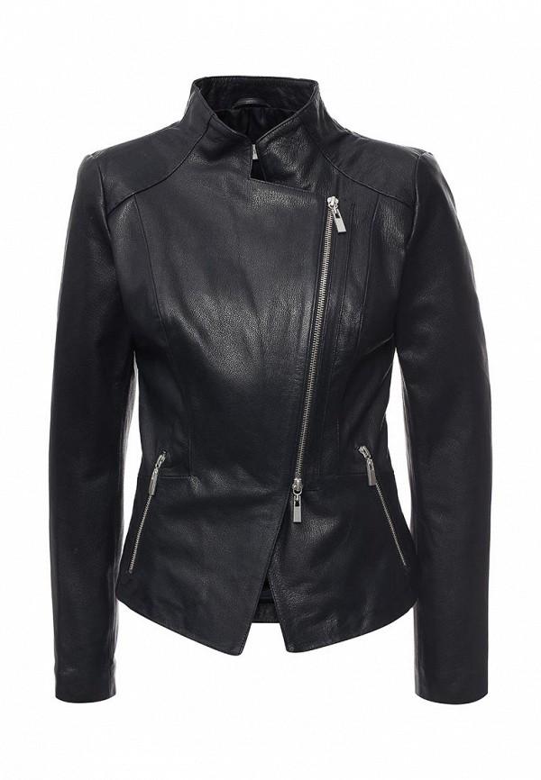 Кожаная куртка Steven-K LC_258_D.NAVY(DP-341)