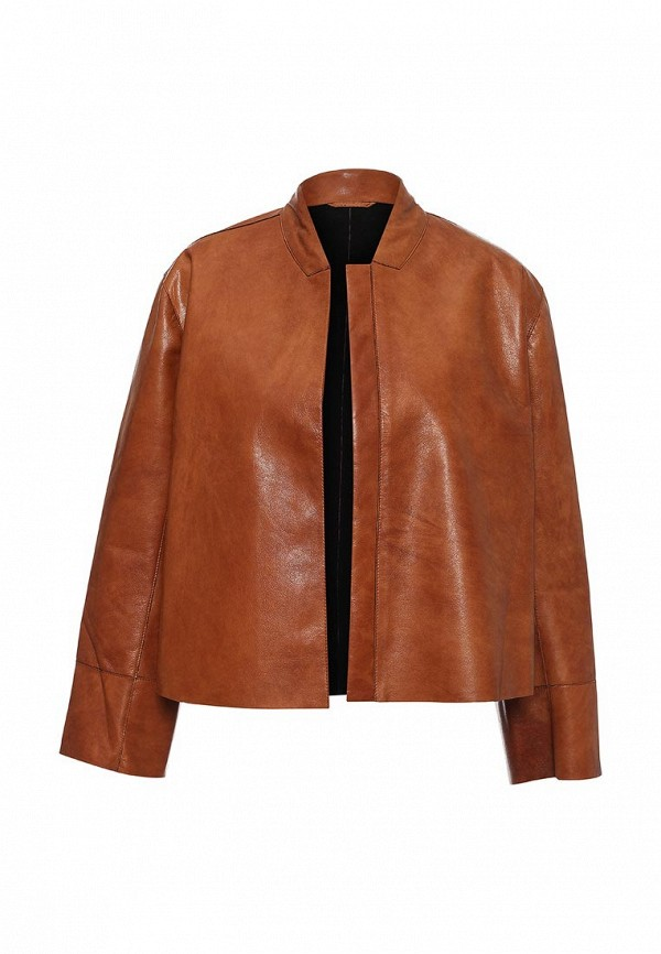 Кожаная куртка Steven-K LC_573_WHISKY(DP-271)