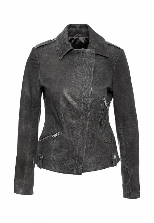 Кожаная куртка Steven-K LC_643_ANTRASIT(DPB-458)
